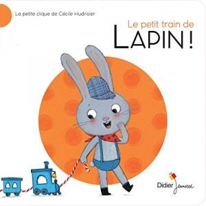 """Afficher """"Le petit train de Lapin !"""""""