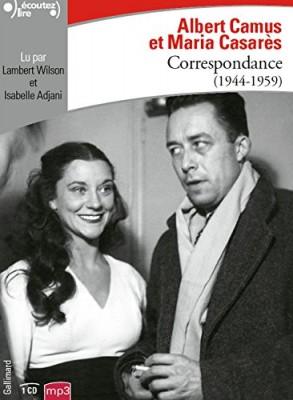 """Afficher """"Correspondance, 1944-1959"""""""