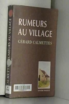 "Afficher ""Rumeurs au village"""