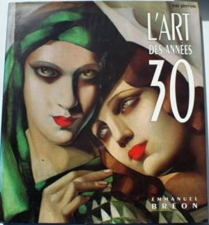"""Afficher """"l'Art des années 30"""""""