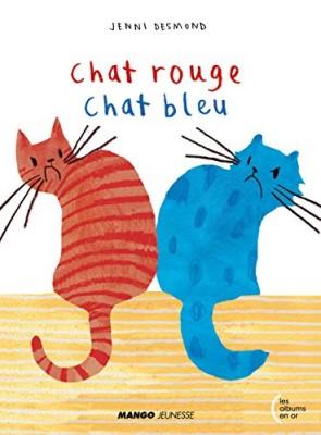 """Afficher """"Les albums en orChat rouge, chat bleu"""""""