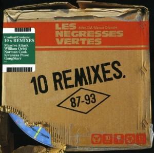 """Afficher """"10 Remixes"""""""