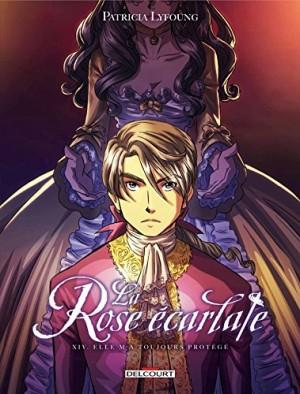 """Afficher """"La Rose écarlate n° 14 Elle m'a toujours protégé"""""""