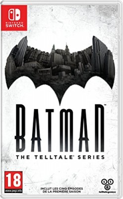 "Afficher ""BATMAN THE TELLTALE SERIES"""