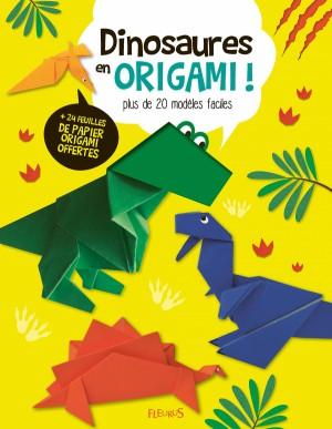 "Afficher ""Dinosaures en origami !"""