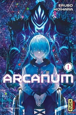 "Afficher ""Arcanum - série complète n° 1 Arcanum"""