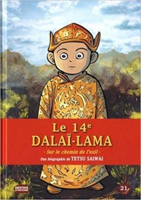 """Afficher """"Le 14e dalaï lama"""""""