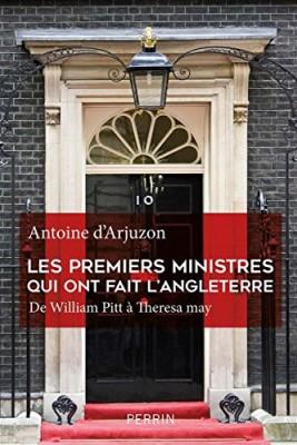 """Afficher """"Les premiers ministres qui ont fait l'Angleterre"""""""