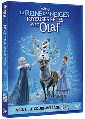 "Afficher ""La reine des neiges - Joyeuses fêtes avec Olaf"""