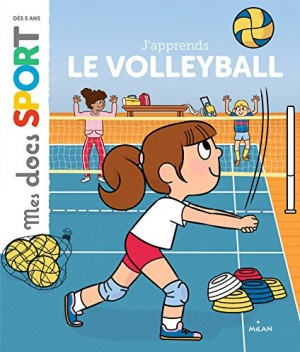 "Afficher ""J'apprends le volley-ball"""