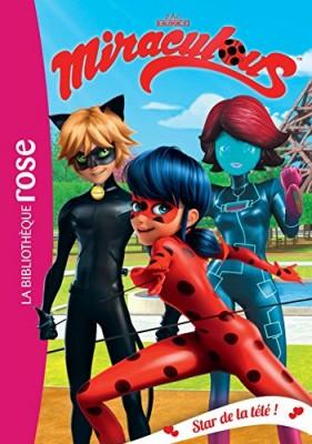 """Afficher """"Miraculous Ladybug n° 12 Star de la télé !"""""""