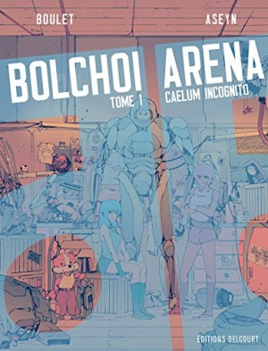 "Afficher ""Bolchoi arena n° 1 Caelum incognito"""
