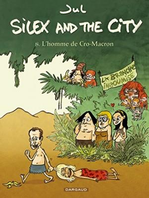"""Afficher """"Silex and the city n° 8 L'homme de Cro-Macron"""""""