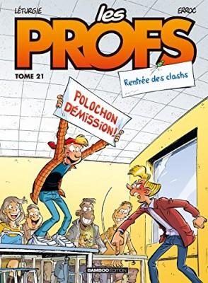 """Afficher """"Les profs."""""""