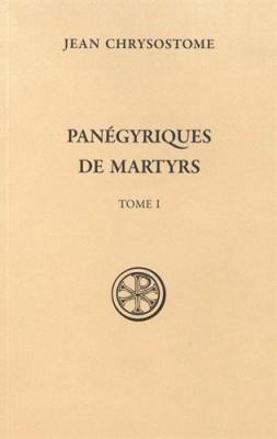 Panégyriques de martyrs