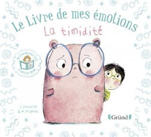 """Afficher """"Le livre de mes émotions La timidité"""""""