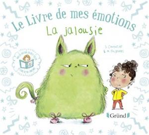 """Afficher """"Le livre de mes émotions La jalousie"""""""