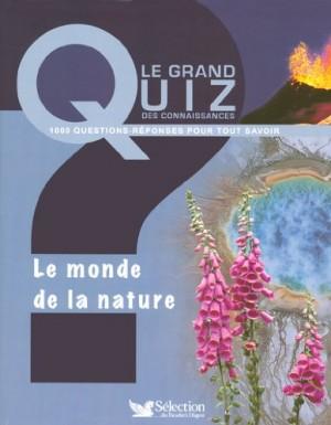 """Afficher """"Le monde de la nature"""""""