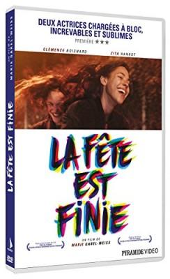 """Afficher """"La Fête est finie"""""""