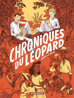 """Afficher """"Chroniques du léopard"""""""