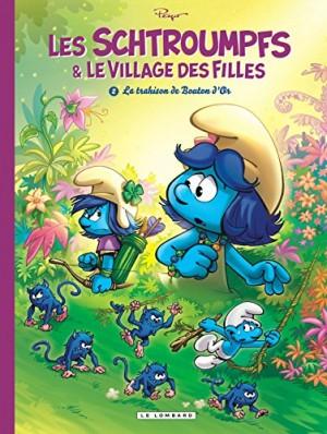 """Afficher """"Les Schtroumpfs & le village des filles."""""""