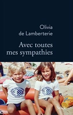 vignette de 'Avec toutes mes sympathies (Olivia de Lamberterie)'