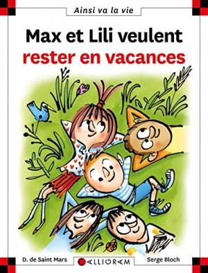"""Afficher """"Max et Lili Max et Lili veulent rester en vacances"""""""