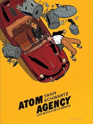 """Afficher """"Atom Agency : Les bijoux de la Bégum"""""""