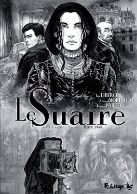 "Afficher ""Le suaire n° 2 Turin, 1898"""