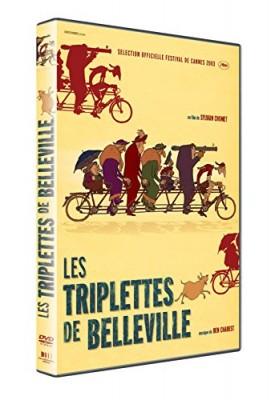 """Afficher """"Triplettes de Belleville (Les)"""""""