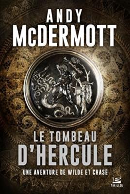 """Afficher """"Une aventure de Wilde et Chase n° 2 Le tombeau d'Hercule"""""""