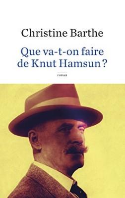 """Afficher """"Que va-t-on faire de Knut Hamsun?"""""""