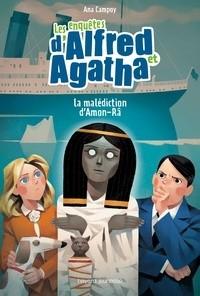 """Afficher """"Les enquêtes d'Alfred et Agatha n° 07 La malédiction d'Amon-Râ"""""""