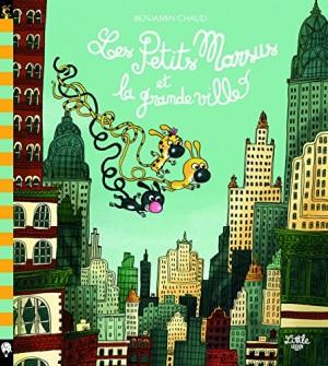 """Afficher """"Les Petits Marsus et la grande ville"""""""