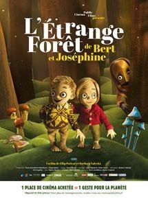 """Afficher """"L'Étrange forêt de Bert et Joséphine"""""""
