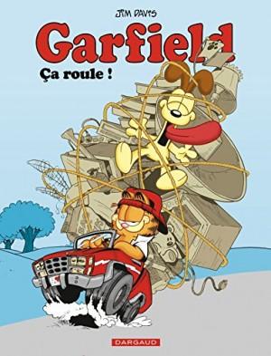 """Afficher """"Garfield. n° 67 Garfield voyage léger"""""""