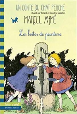 """Afficher """"Les Contes du chat perché n° [3]Les Boîtes de peinture"""""""