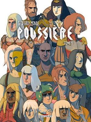 """Afficher """"Poussière - série en cours n° 1 Poussière"""""""