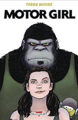 vignette de 'Motor girl (Terry Moore)'