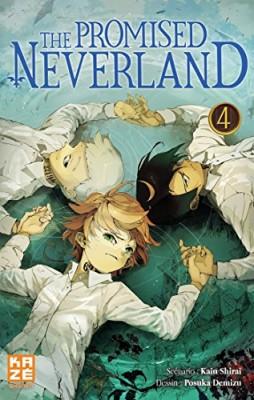 """Afficher """"The promised Neverland n° 4 Je veux vivre !"""""""