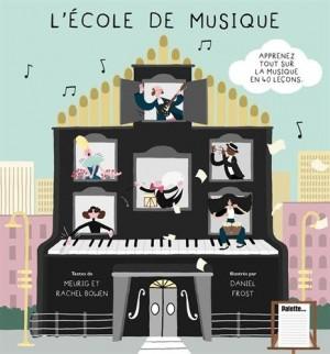 """Afficher """"L'école de musique"""""""