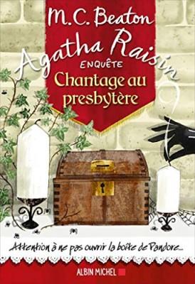 """Afficher """"Agatha Raisin enquête Chantage au presbytère"""""""