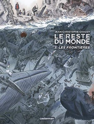 """Afficher """"Le reste du monde n° 03 Les Frontières"""""""