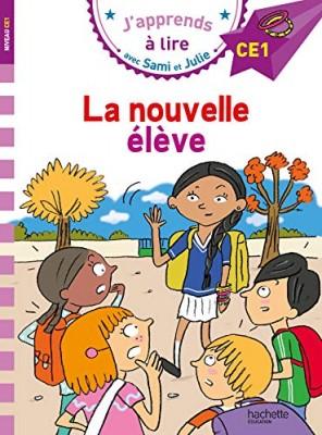 """Afficher """"J'apprends à lire avec Sami et Julie La nouvelle élève"""""""
