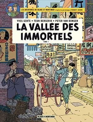 """Afficher """"Blake et Mortimer n° 25 La vallée des immortels 1"""""""