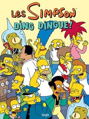 """Afficher """"Les Simpson n° 37 Ding dingue !"""""""