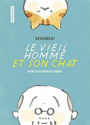 vignette de 'Le vieil homme et son chat n° 1 (Nekomaki)'