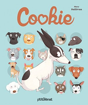 Couverture de Cookie