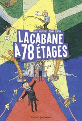 """Afficher """"La Cabane à étages n° 6 La Cabane à 78 étages"""""""