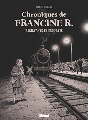 """Afficher """"Chroniques de Francine R."""""""